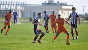 Aytemiz Alanyaspor hazırlık maçında Elazığspora yenildi