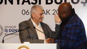 Kamerunlu aile bebeklerine Recep Tayyip Erdoğan adını verdi