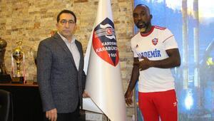 Kardemir Karabükspor, Herve Kageyi transfer etti