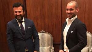 Bülent Uygun: Sneijder parayı değil, hayallerini tercih etti