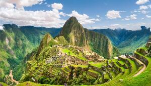 Machu Picchu Antik Kentinin ilginç gizemi