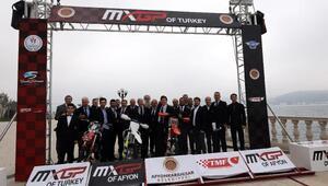 Dünya Motokros Şampiyonasının tanıtım toplantısı yapıldı