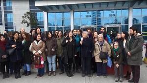 Nuriye Gülmen ve Semih Özakça'ya destek eyleminde gözaltına alınanlara beraat