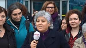 Nuriye Gülmen ve Semih Özakçaya destekten gözaltına alınanlara beraat
