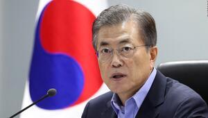 Güney Kore Devlet Başkanı: Kim Jong Un ile görüşürüm