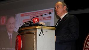 Bakan Özlü: Türkiyeyi bilim merkezi ve teknoloji üssü yapmaya kararlıyız