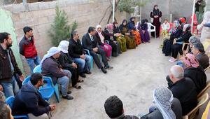 Başkan Atilla, vatandaşlarla buluştu