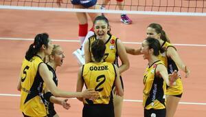VakıfBank, Şampiyonlar Liginde 2de 2 yaptı