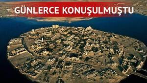 Türkiyeye tahsis edilen adada ilginç BAE detayı