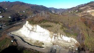 Doğu Karadeniz'de yeni çöp alanı tepkisi