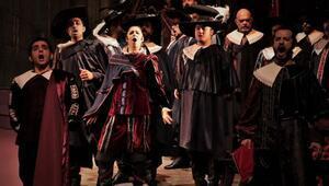 Mersinde Maskeli Balo operası sahnelenecek