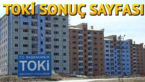 Diyarbakır TOKİ kura sonuçları açıklanıyor... Kayapınar sonuçları
