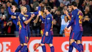 Barcelona çeyrek finali gördü Celtaya 5 çekti...