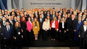 DEİKte 142 iş konseyinden 66sı için yeni başkan seçildi