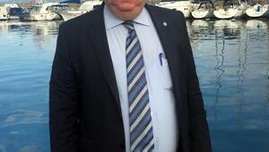 Urlada üniversite yerleşkesinden denize akan fuel oil, kirliliğe neden oldu (2)