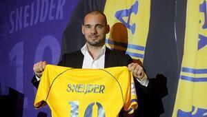 Eski Galatasaraylı Wesley Sneijder hakkında flaş yorum