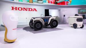 İşte Hondanın CES 2018 oyuncakları