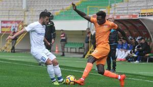 Aytemiz Alanyaspor-FC Kamza: 1-0