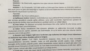 İstanbulun yeni imar yönetmeliğinin detayları belli oldu