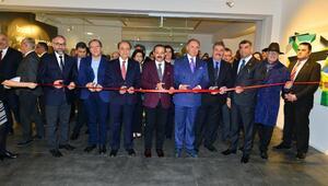 Kazım Türker Sanat Galerisi açıldı