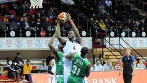 Gaziantep Basketbol-Darüşşafaka Basketbol: 65-98