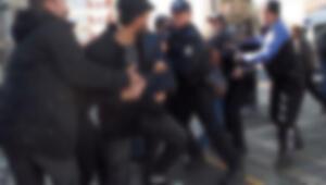 Polis şiddeti görüntüleri iddianamede