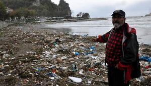 Denizlerde büyük tehlike: Mikroplastikler
