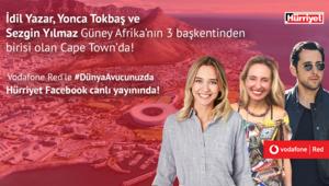 Vodafone Red ile #Dünya Avucunuzda: Cape Town