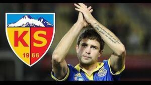 Kayserisporda yeni transfer Kravets kampa katıldı