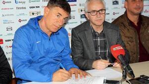 Balıkesirspor Baltokun hedefi Süper Lig