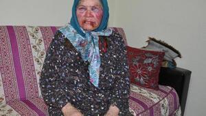 Yaşlı kadının öldüresiye dövülüp, altınının gaspıyla ilgili torunu ve arkadaşı gözaltında