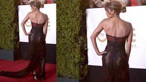 Elbise şoke etti