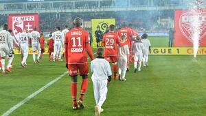 Dijon 1-1 Metz (ÖZET)