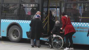 Özel Halk Otobüsü'nde imece yolculuk