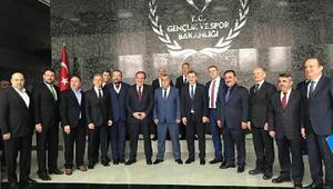 Muğlaspor Başkanı Beyimoğlu: Spor Toto gelirlerinin yükseltilmesi sözünü aldık