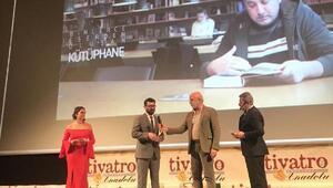 Mehmet Gönençe Sanat Dostu Belediye Başkanı ödülü