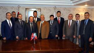 Marmaris ile Tataristanın Nijnekamsk belediyesi arasında işbirliği anlaşması