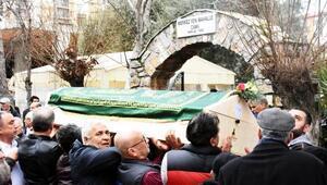 Oyuncu Turan Özdemir için tiyatroya başladığı İzmir sahnesinde tören (2)