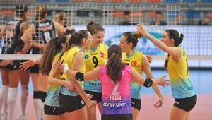 Bursa Büyükşehir Belediyespor - Çanakkale Belediyespor: 3-0
