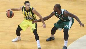Fenerbahçe Doğuş - Panathinaikos: 67-62