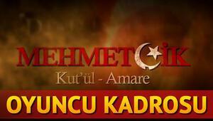 Mehmetçik Kutül Amare dizisinin oyuncuları kimdir Mehmetçik Kutül Amare dizisi oyuncu kadrosu