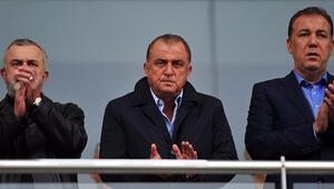 Adana Demirspor Başkanı Gökoğludan Fatih Terim ve Emrah Başsan açıklaması