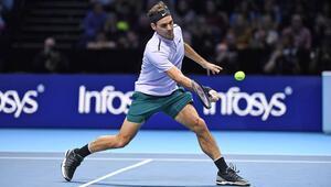 Avustralya Açıkın 4. gününde Muguruza ve Konta elendi Federer...
