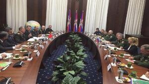 Fotoğraf //Genelkurmay Başkanı Akar ve MİT Müsteşarı Fidan Moskovaya gitti