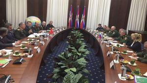 Rusya Savunma Bakanlığında son dakika Türkiye açıklaması