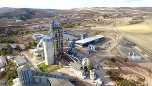 Çimentoya 140 milyon euroluk yatırım