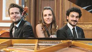 Tüzün'ün piyanolu üçlüsü 68 yıl sonra ilk kez...