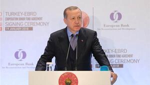 Cumhurbaşkanı Erdoğandan kredi derecelendirme kuruluşlarına eleştiri