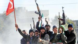 Afrin'de Rus hareketliliği