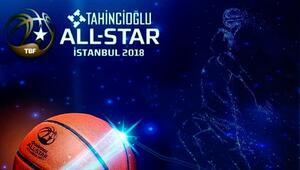İstanbulda basketbol şöleni All Star heyecanı...
